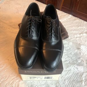 Johnston & Murphy Shoes - JOHNSTON & MURPHY GEORGETOWN II CAP TOE SHOE